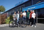 KOGA schenkt 6 e-bikes aan Topsport for Life