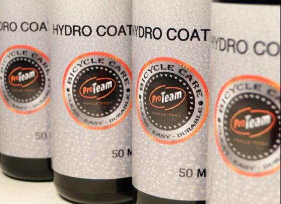 Proteam Hydro Coating biedt ultieme fietsbescherming