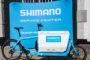 Shimano lanceert mobiele werkplaats met bus en e-bike bakfiets