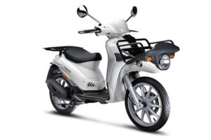 Piaggio introduceert nieuwe Liberty Delivery scooter