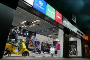 Piaggio Vespa breidt netwerk multimerkdealers verder uit