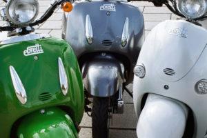 E-scooter komt er nu echt aan