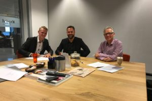 Chris Koppert investeerder en adviseur Tracefy