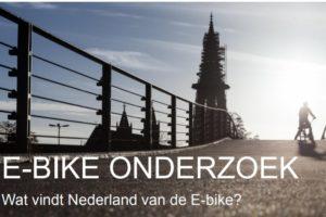 E-bike bezitters geven hun elektrische fiets een 8,2