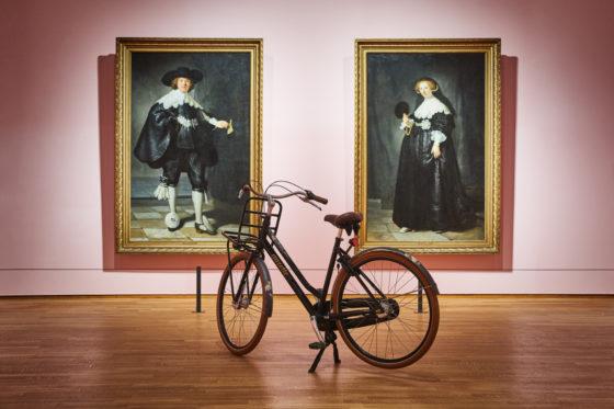 Gazelle laat zich inspireren door Vermeer en Rembrandt