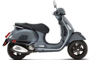 Vespa GTS 300 SuperSport is topsporter met klassiek tintje