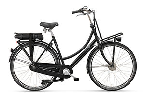 Jongeren kiezen vaak voor de Batavus CNCTD E-go e-bike.