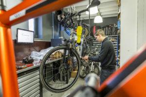 Fietstechnici strijden om Vélovakman Award