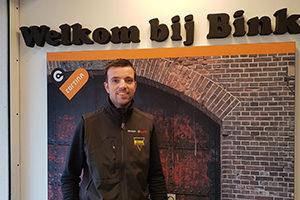 Stefan Bink, Bink Fietsen Amstelveen