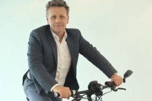 Huub Lamers (Gazelle) nieuwe fiets-voorzitter RAI Vereniging