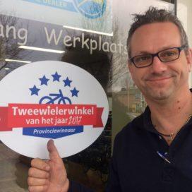 2Wielers Martin Jeuring wint titel De Beste van Nederland