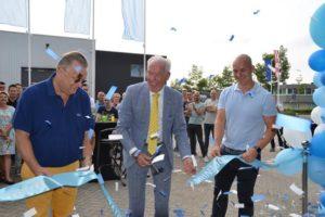 T.O.M. opent nieuw magazijn voor 25.000 fietsen