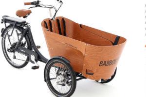 Accell lijft moederbedrijf Babboe helemaal in