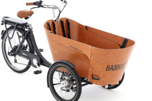 Babboe start met fietslease