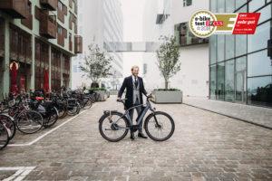 De Performance MN380 is, zo zegt QWIC, de ideale fiets voor woon-werkverkeer.