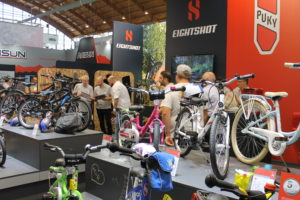 Puky lanceert kinder MTB-merk Eightshot