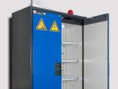 Shimano breidt assortiment uit met brandveiligheidskasten