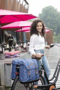 New Looxs introduceert een collectie fietstassen met een Racktime Snapit adapter. Steeds meer fietsen hebben een Racktime Snapit-kliksysteem, zegt New Looxs, Daarom komt het nu met 5 tassen voor gebruik in combinatie met dit montagesysteem.