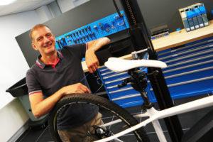 René Veenhuizen van Shimano Benelux nieuw bestuurslid RAI Vereniging