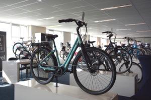 Voorjaarsshow BIG Bicycles