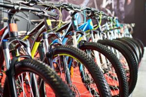 Daalt het aantal fietsenwinkels?