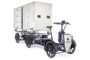 Primeur: elektrische cargobike Gazelle