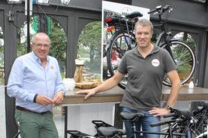 Louis Verwimp biedt Bikkel e-bikes in lager prijssegment