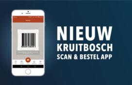 Kruitbosch breidt Portal met app voor mobiel scannen