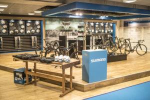 Verbinding met retailers centraal op Shimano dealershow