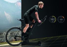 Technogym Skillbike is indoor fiets met 'echte' versnellingen