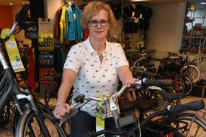 VIDEO Annie Woertman van Konijnenbelt fietsplezier is trots op haar vak