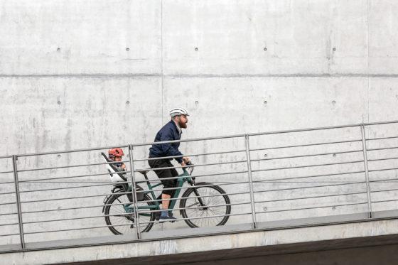 Brose e-bike systeem voor stad
