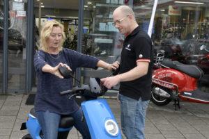 14,7% verkochte scooters al elektrisch