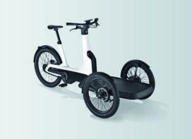 DESIGN e-Cargo bike wereldprimeur van Volkswagen
