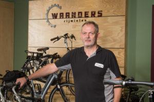 Trots op mijn bedrijf: Jan Waanders van Waanders Rijwielen in Den Ham