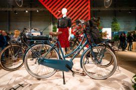 Cortina focust op elektrische fiets