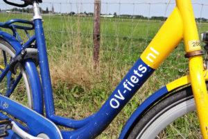 20.500 OV-fietsen eind 2018