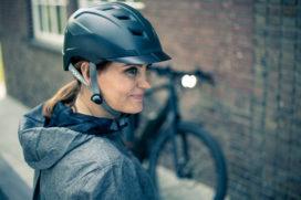 Polisport introduceert E'City speed pedelec helm