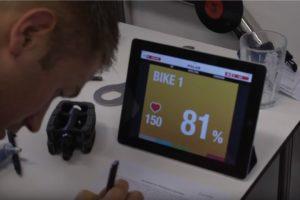 Minder zweten op e-bike