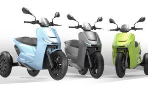 eezon elektrische motorfiets in 2020 naar Nederland