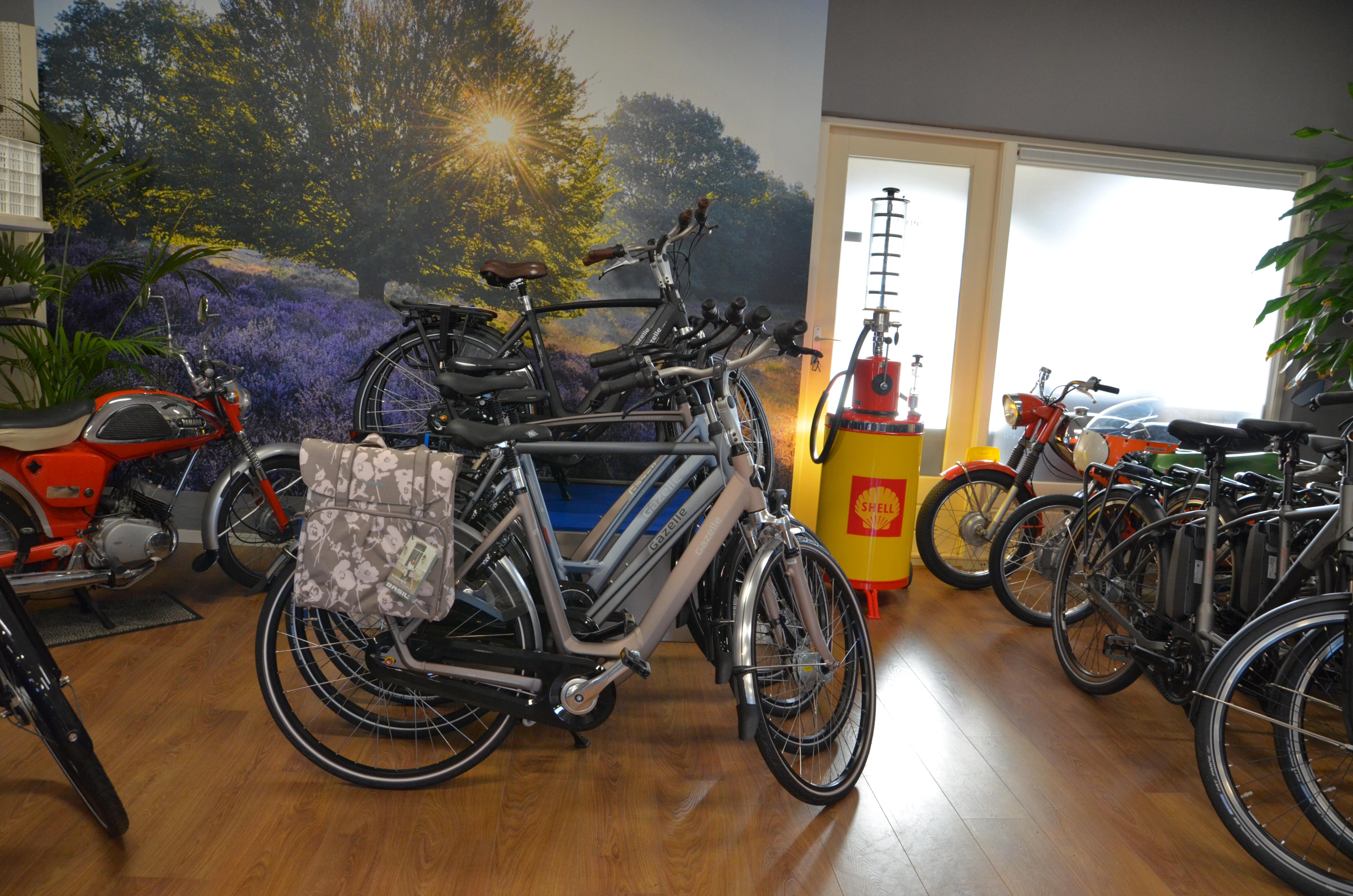 Jeuring werkt met Gazelle, Sparta, Spiked Cycles en Kruitbosch.