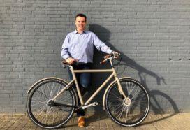 Dick van de Steeg nieuwe Sales & Marketing Manager Pedalfactory