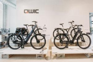 QWIC lanceert nieuwe Urban Serie e-stadsfiets