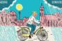 Gazelle: woensdag de beste fietsdag