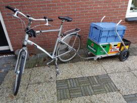 Fietswinkelwagen moet meer mensen op de fiets krijgen