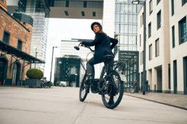 Klever speed pedelec B Speed Plus: comfortabel en extreem krachtig