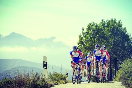Lapierre is ook in 2019 sponsor van de Franse wielerploegGroupama-FDJ.