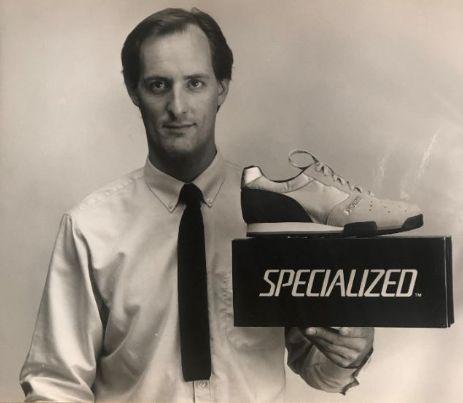 John van Herwerden in 1989.
