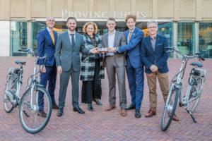 Tracefy ontvangt 300.000 euro aan startkapitaal voor GPS-tracker