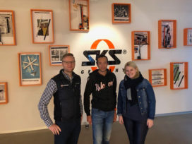 SKS Germany verlengt sponsorschap Team Bart Brentjens
